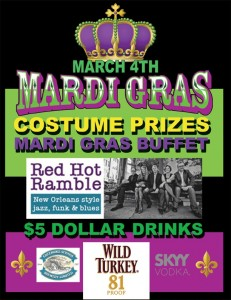 mardi gras 2014 Southern Accent